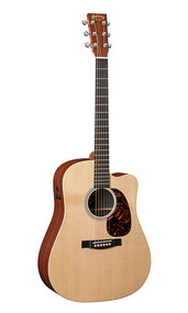 Martin DCPA5 - Mahogany HPL Back and Sides - Fishman F1 Analog - 2014