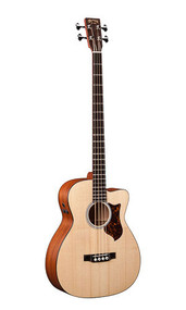 Martin BCPA4 - Sapele Back and Sides - Fishman F1 Analog - 2014