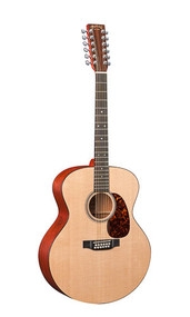 Martin Grande J12-16GTE (12-Fret) - Mahogany Back and Sides - D-Tar Wave-Length Multi-Source - 2014