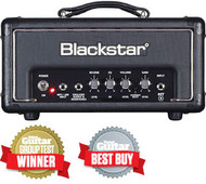 Blackstar HT1HR - 1 watt tube head with reverb
