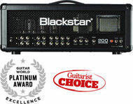 Blackstar Series One 200 - 200 watt, 4 channel, tube head