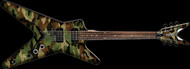 DISCONTINUED - Dean Dimebag Dime Camo ML