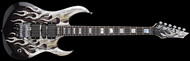 Dean Michael Batio MAB1 - Armored Flame w/c