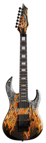 DISCONTINUED - Dean Michael Batio MAB7 7 String Warrior w/c