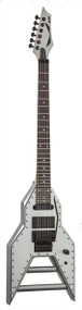 DISCONTINUED - Dean Michael Batio ROCKET Metallic Silver w/c