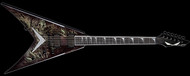 DISCONTINUED - DEAN V Dave Mustaine - Fear w/Case