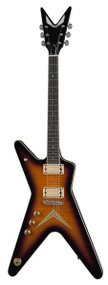 DISCONTINUED - Dean ML Chicago Flame - Trans Brazilia Lefty