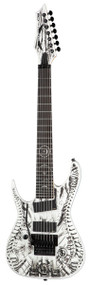 DISCONTINUED - Dean Rusty Cooley 7 String - Wraith w/c Lefty