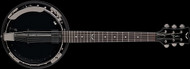 Dean Backwoods 6 Banjo w/Pickup Black Chrome