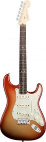 Fender American Deluxe Stratocaster - Rosewood Fingerboard - Sunset Metallic