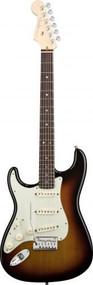 Fender American Deluxe Stratocaster Left Handed - Rosewood Fingerboard - 3-Color Sunburst