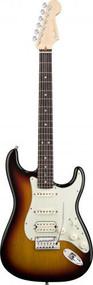 Fender American Deluxe Stratocaster HSS - Rosewood Fingerboard - 3-Color Sunburst