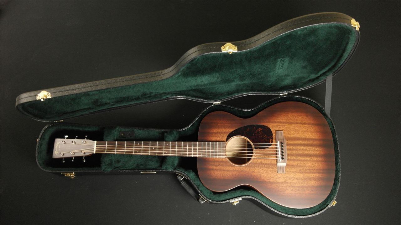 Martin 000 15m Burst Tundra Music Inc Vintage Guitars