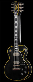 Gibson Custom Shop 1968 Les Paul Custom Historic Reissue - Ebony - LPC68VEBGH