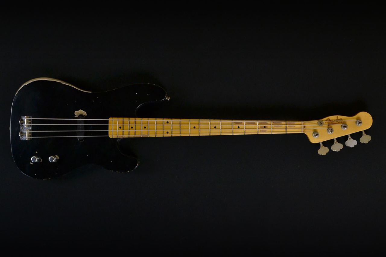 cc40d045 Fender Custom Shop Dusty Hill Signature Precision Bass - Maple Fingerboard  - Black. Price: $6,400.00. Image 1. Larger / More Photos