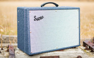 "Supro 1648RT Saturn Reverb 1x12"" Lightweight combo with Reverb and Tremelo"