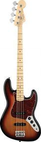 Fender American Standard Jazz Bass Maple Fingerboard 3-Color Sunburst 193702700