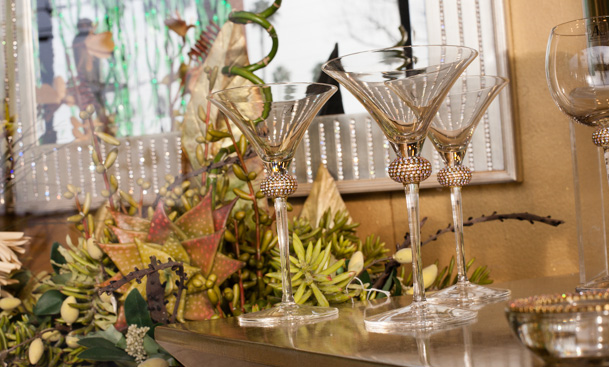 Fine Cut Crystal Home Goods by the Alan Lee Collection