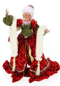 Mrs Santa Claus 24ƒin