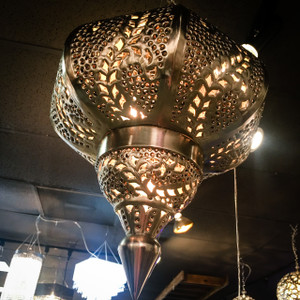 "Mediterranean Style Hanging Light, ""Imperial Style"""