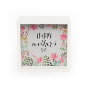 "Light Box ""Happy Mother's Day"""