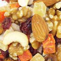 Trail Mix, Fruity