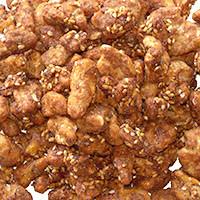 Walnuts, Sesame Glazed