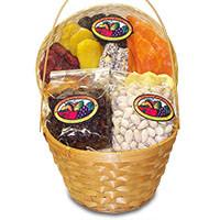 Deluxe Gift Basket 3001