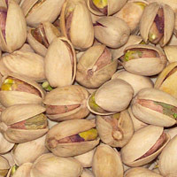 Pistachios, Roasted/No Salt