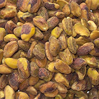 California Pistachio Kernels - Roasted and Salted
