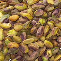 Pistachio Kernels - Raw, Unsalted