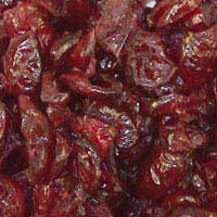Cranberry, Dried