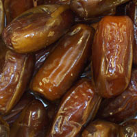 Dates, Pitted