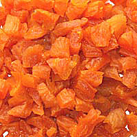 Apricot, Diced