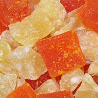 Papaya & Pineapple Chunks