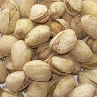 Pistachios, Garlic