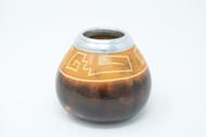 Large Gourd w/ Metal Rim ER362