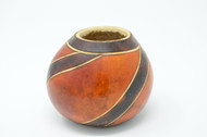 Dark Striped Gourd JV178