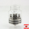 Modfather 30mm RDA - Stainless Steel