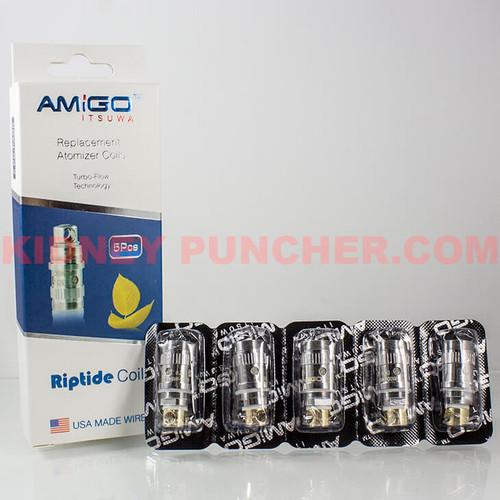 Amigo Riptide Replacement Heads - 5pk