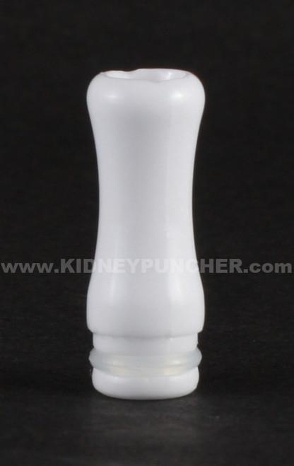 White Ceramic Drip Tip