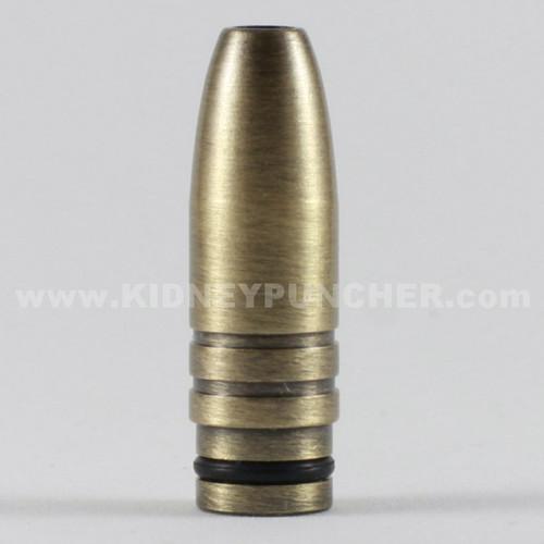 Brass Bullet Drip Tip