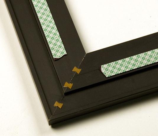 Dovetail Key Corner Miter System