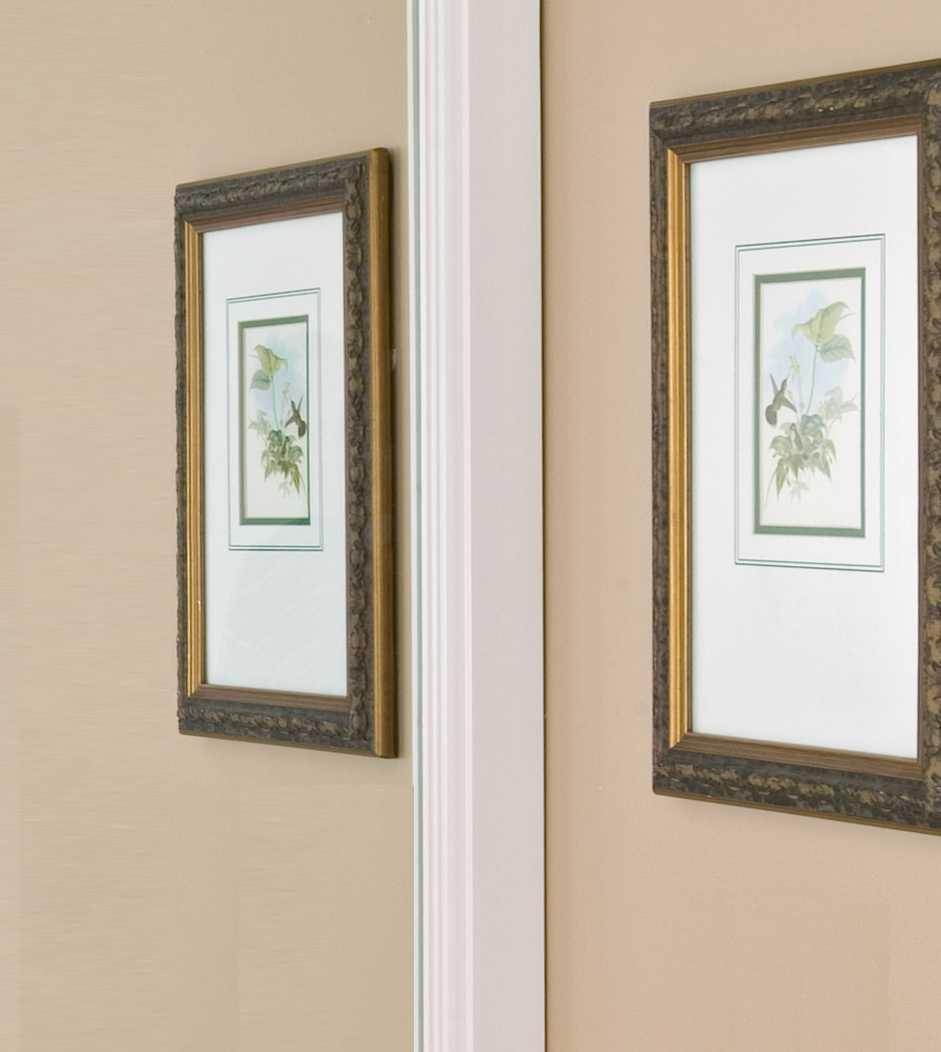 Dublin Bathroom Mirror Frame Profile