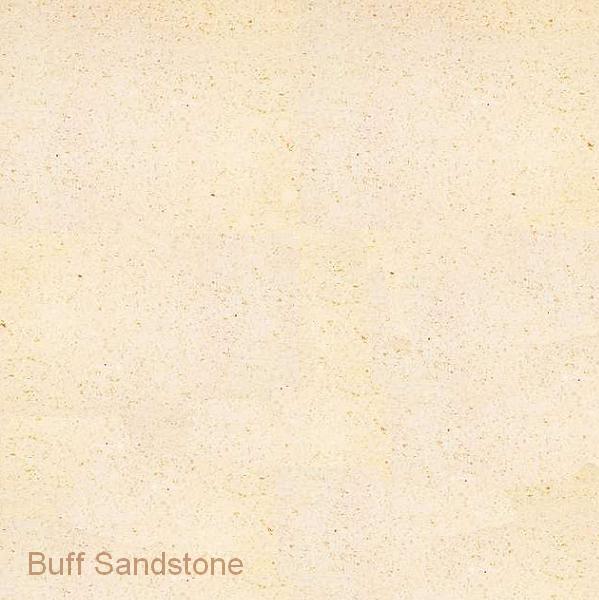 Buff Sandstone Stone Mantel Color