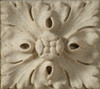 The Versailles marble mantel.