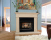 "The Villanova is designed to fit 36"" fireboxes"