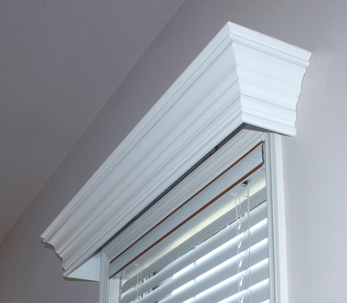 Wood Cornices Wood Valance Window Treatments Ashton