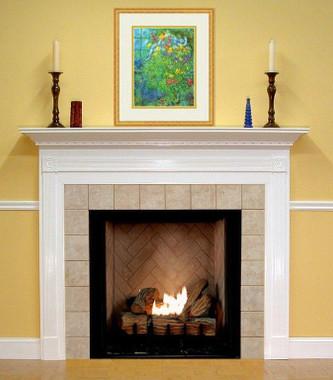 Wood Fireplace Mantels Builder Mantels Highlander