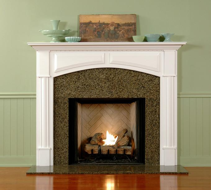 Wood Fireplace Mantels Mantel Surrounds Lexington